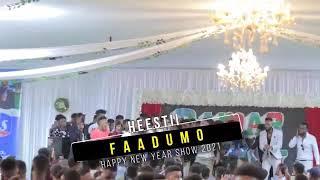 QAMAR SUUGAANI HEES LAGA QAYLIYEY (FAADUMAY HUUNO SANADKA CUSUB 2021  SHOW HARGEISA