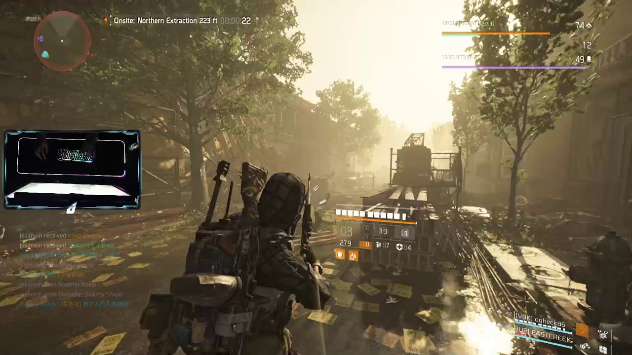 Sticky Bomb Build incoming! - The Division 2 Warlords Of New York!