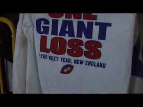 Super Bowl XLII Champion Giants Arrive in New Jersey