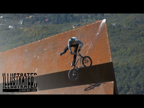 Vans BMX Illustrated: Scotty Cranmer Full Part  Illustrated  VANS