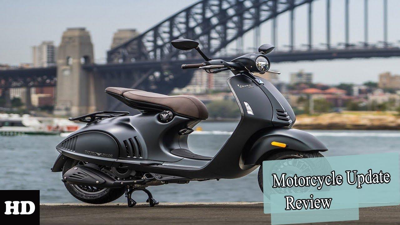 2018 vespa 946 150cc abs emporio armani edition review look in hd