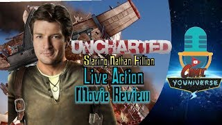 Live Action Uncharted Fan Film Starring Nathan Fillion Review