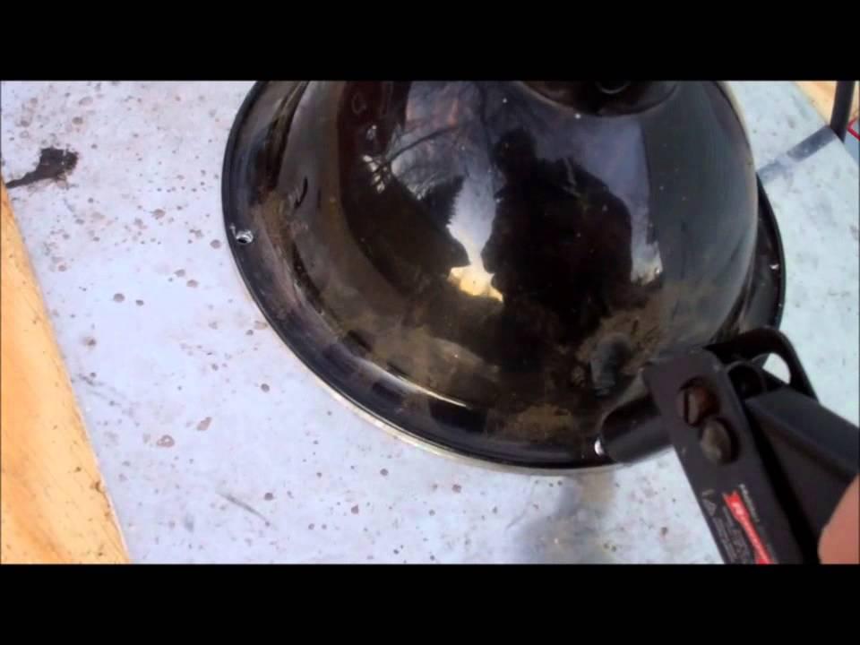 Inexpensive Chicken Coop Heater - YouTube