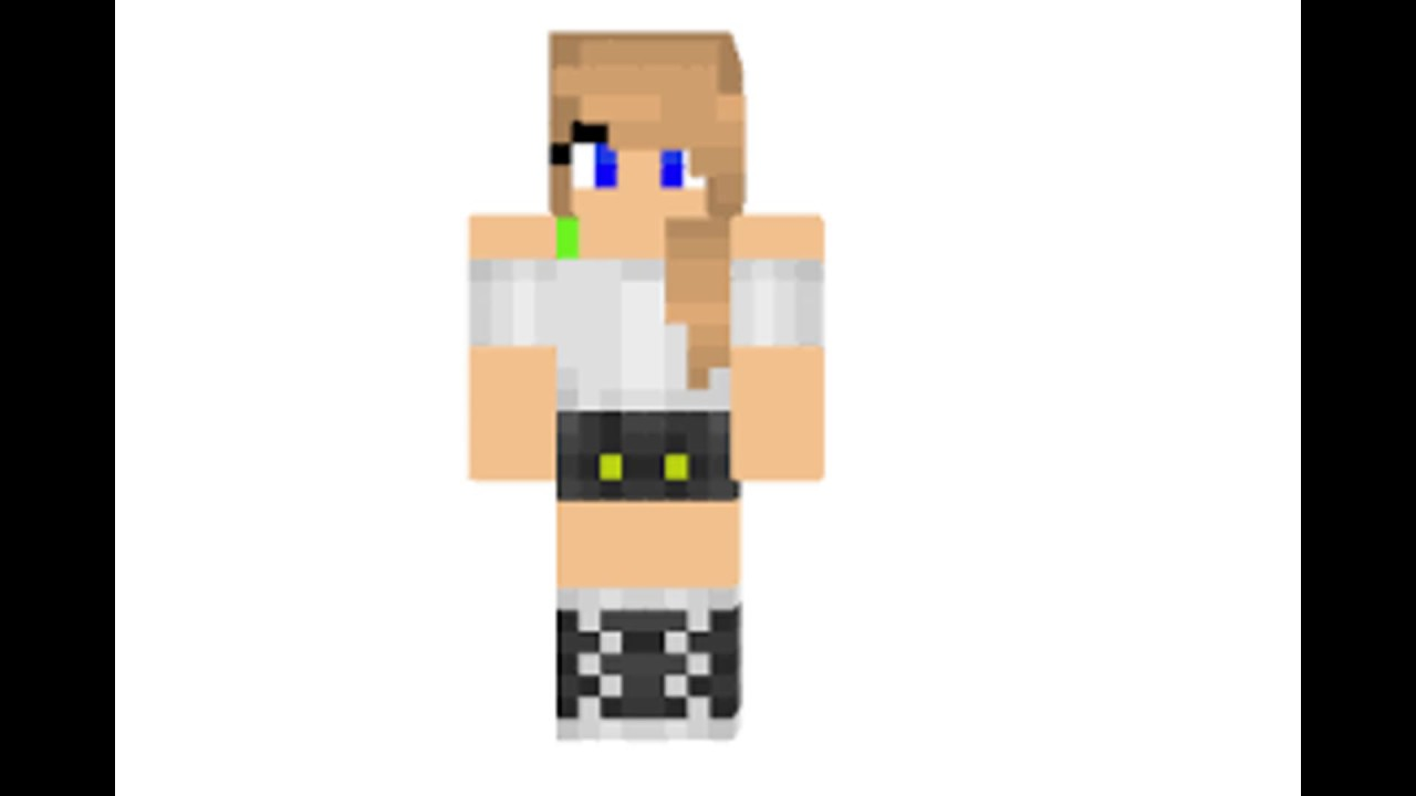TOP 10 SEXY MINECRAFT SKINS (SEXY GIRLS!!) - YouTube