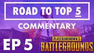 StrykerGuides Solo FPP PUBG Commentary #5 (Fog Game!) - Journey to Top 5