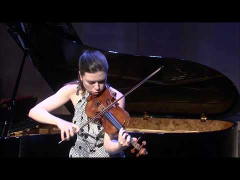 Tessa Lark plays Ravel: Tzigane