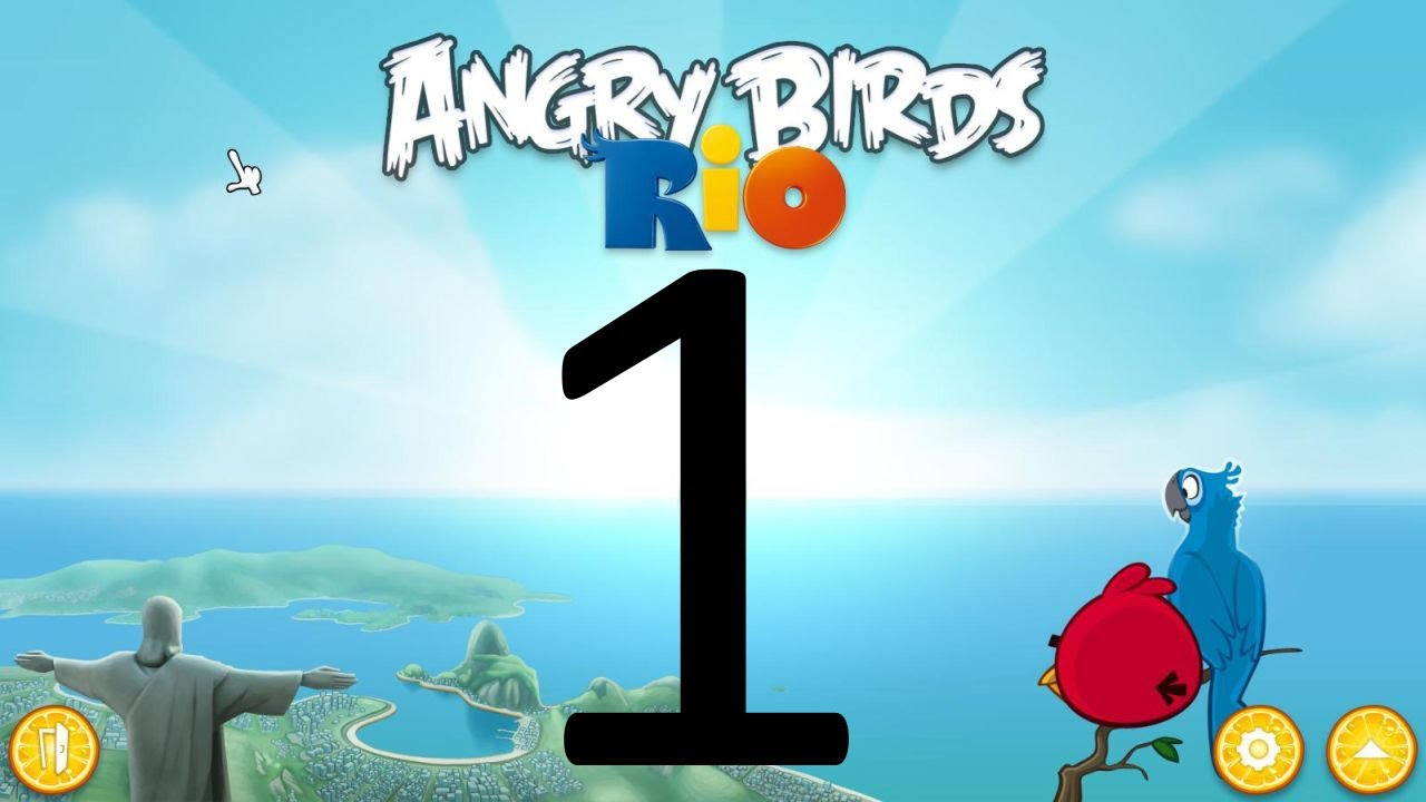 Lets play angry birds rio 01 who is this is why is this here lets play angry birds rio 01 who is this is why is this here youtube voltagebd Gallery