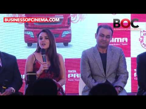 Preity Zinta Slams Media For Asking Questions About Ness Wadia