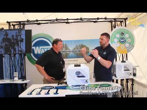 Watt Fuel Cell at the 2015 North American DEMO Boat Show