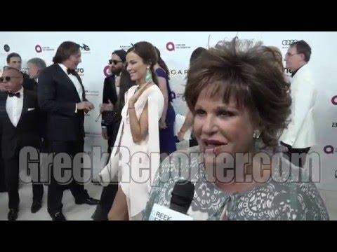 Lainie Kazan Talks My Big Fat Greek Wedding 2