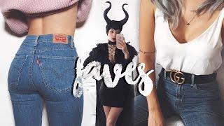 Fall Faves - Gucci, Levi's etc   LLimWalker