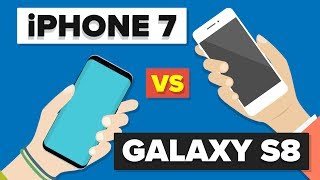 iPhone 7 vs Galaxy S8 - How Do They Compare? - Phone Comparison