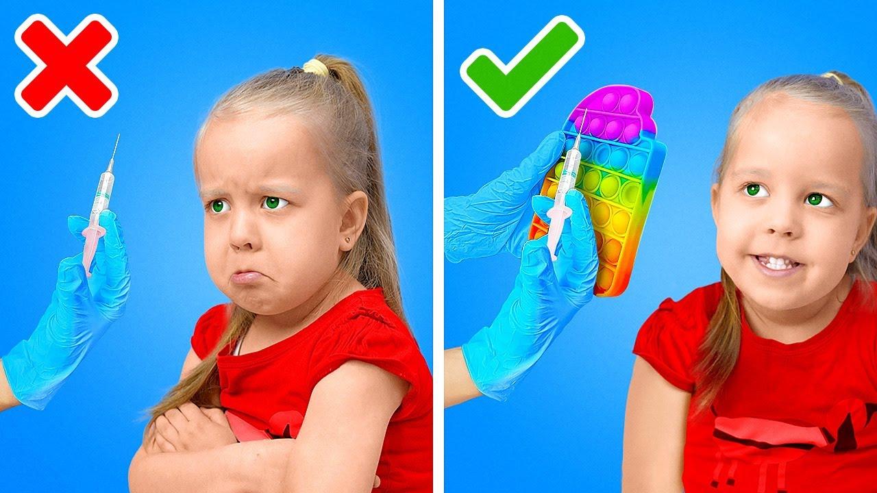 РУКОВОДСТВО ПО ВЫЖИВАНИЮ ДЛЯ РОДИТЕЛЕЙ | Сделайте поход к врачу приятным для ребенка