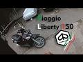 Test Ride Piaggio Liberty 150