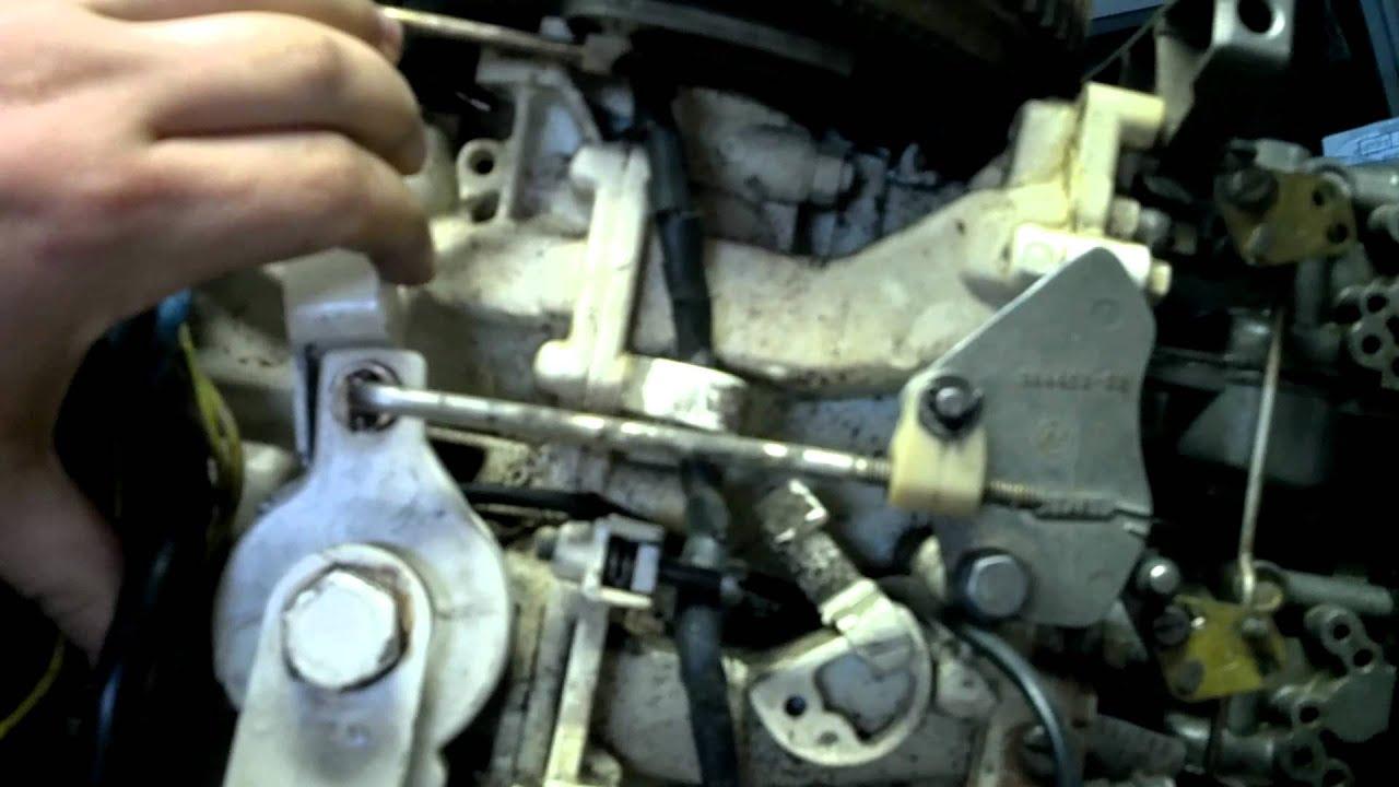 Johnson Ignition Trouble Youtube Basic Wiring Yamaha 125