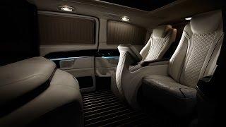 Meet The Mercedes-Benz Metris Luxury Van