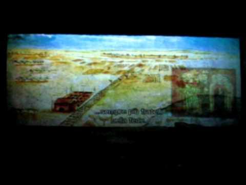 Archaeological Crypt of the Saint Vincent - Valencia, Spain