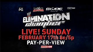 "WWE: Elimination Chamber 2013 Official Theme ""The Crazy Ones"" [CDQ + Download Link]"