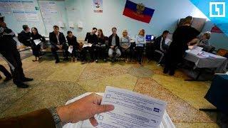 Наблюдатели выборов из Евросоюза