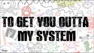 Simple Plan - Outta My System (Lyric Video)