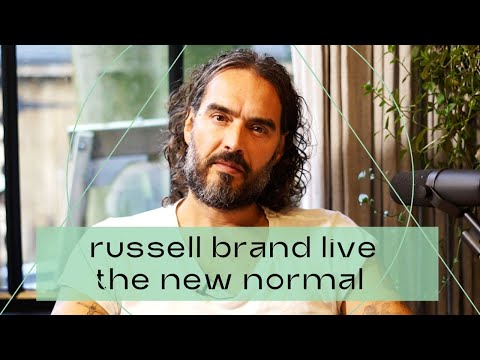 Russell Brand Live - The New Normal