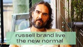 Russell Brand Live - The New Normal #1
