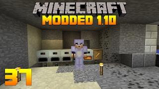 Minecraft Modded 1.10 [Deutsch/German] #037 - Tech Reborn Generator FAIL
