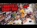 Top 5 PSYCHO KID FREAKOUTS IN STORES!
