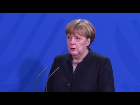 Merkel defends immigration policy after Trump comments