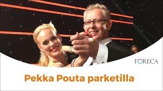 Pekka Poudan tanssikisahaaveena finaali