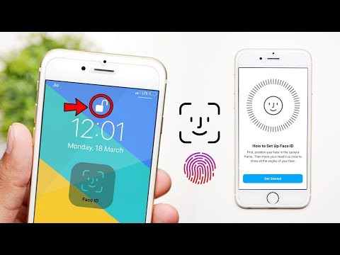 Get Face ID on Older iPhones iOS 12!