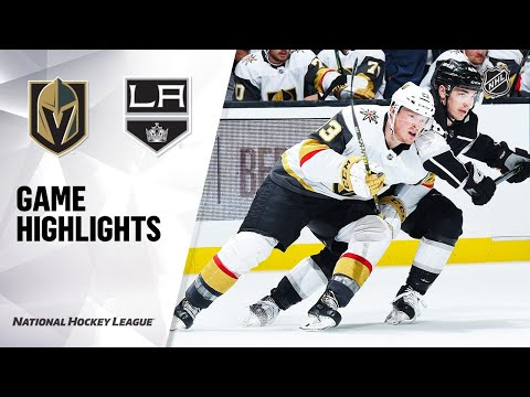 09/19/19 Condensed Game: Golden Knights @ Kings