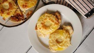 Куриное филе, запеченное с ананасами и сыром // Вкусно и просто!