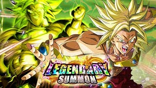 THE FINAL LR BROLY SUMMONS! RAINBOWING LR BROLY AT ANY COST! (DBZ: Dokkan Battle)
