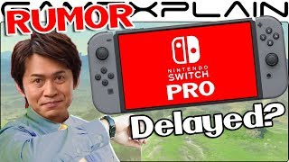 """RUMOR: Switch """"Pro"""" Delayed; Switch """"Lite"""" Coming This Fall & Dockable? (Nikkei Report)"""