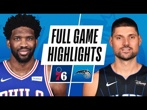 76ERS at MAGIC | FULL GAME HIGHLIGHTS | December 31, 2020