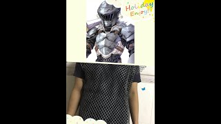 Download How To Make Goblin Slayer Cosplay Armor Chain Mail