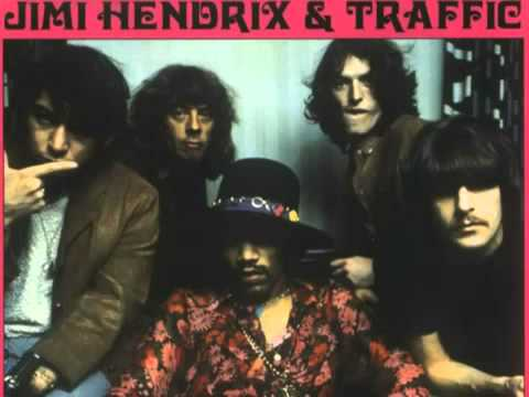 Jimi Hendrix & Traffic - Jam Thing (Rare Live Session)