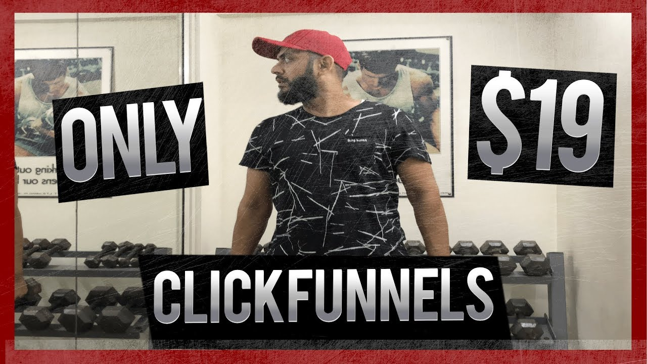 Clickfunnels Pricing 2018 - How to Get Clickfunnels For Only $19 per Month