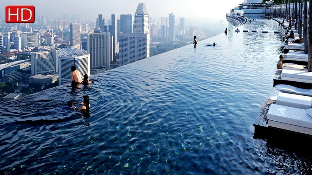 Top 5 Unbelievable Swimming Pools In The World 2017 Coolest Swimming Pool Ever Top List Ever