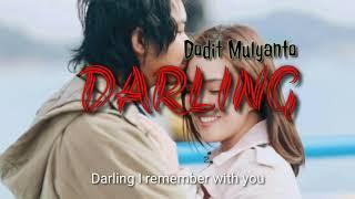 Gambar cover DARLING - Dodit Mulyanto ( lirik ) ost Cinta Itu Buta