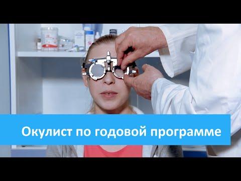 Прием окулиста в Москве, консультация хорошего офтальмолога в клинике Медсемья, в Москве