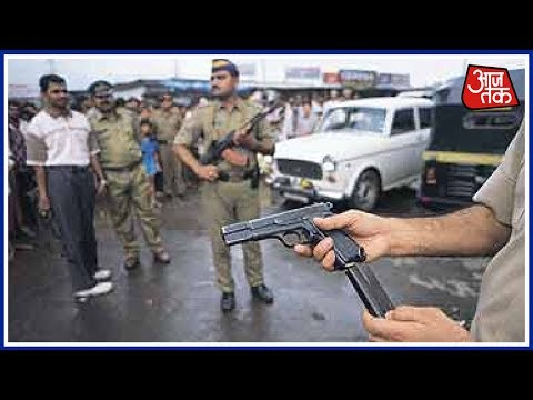 Ghaziabad Encounter caught on camera