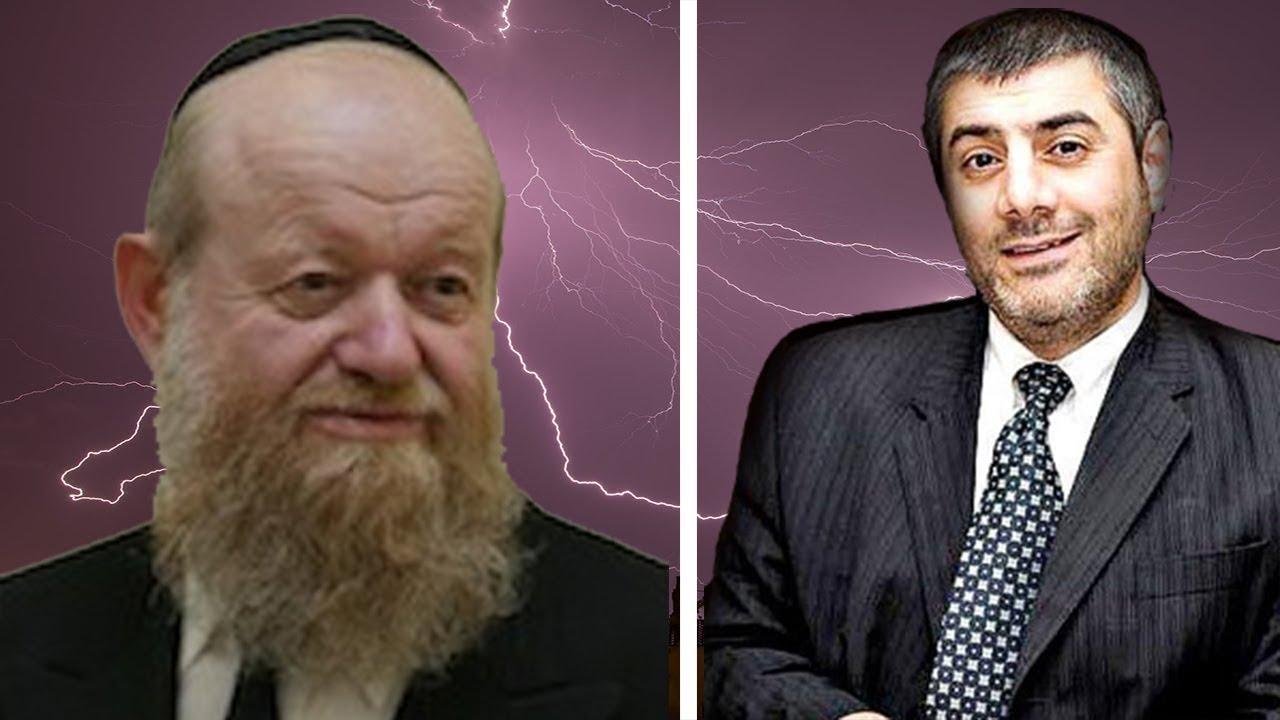 ☢ בול פגיעה - מה אמר הרב יוסף בן פורת שזעזע את הרב יוסף מזרחי?!