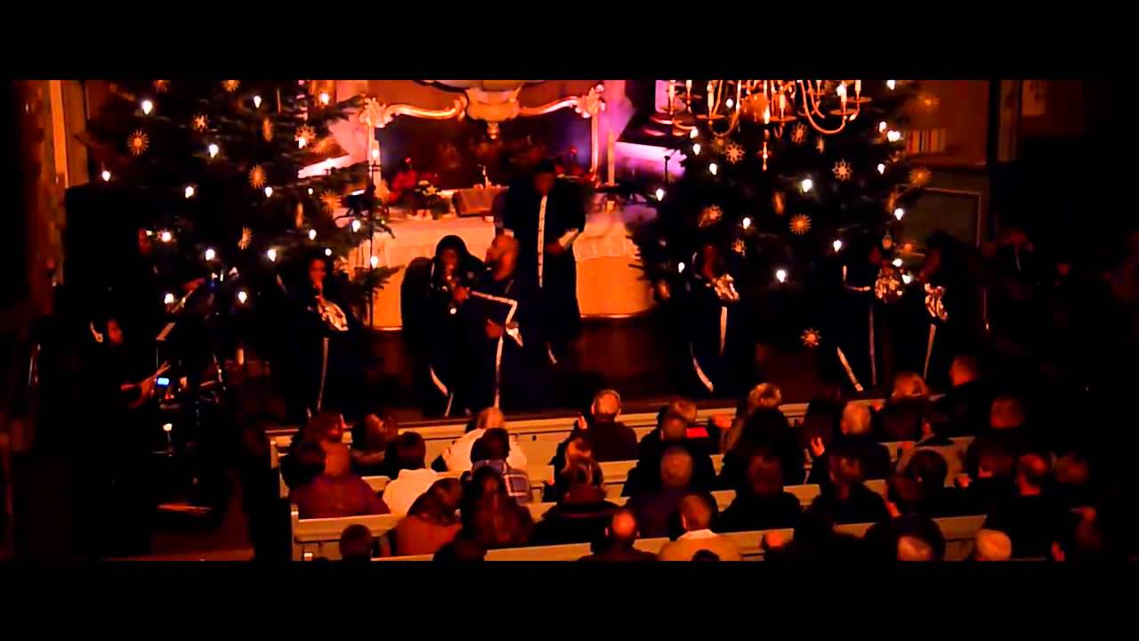 New York Gospel Stars - Oh Happy Day - 02.01.2013 - Scheeßel