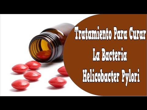 Remedios naturales para curar la bacteria helicobacter pylori