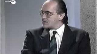 LSCG  Duel Slavko Perović Zoran Đinđić 1 dio (jun 1994)