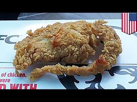 KFC deep fried rat? it's a hoax, says KFC after 'rat' pic goes viral - TomoNews
