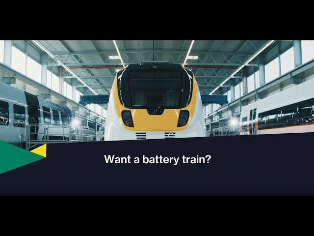 Want a battery train