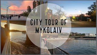 Mykolaiv Ukraine | City Tour Of Mykolaiv Ukraine